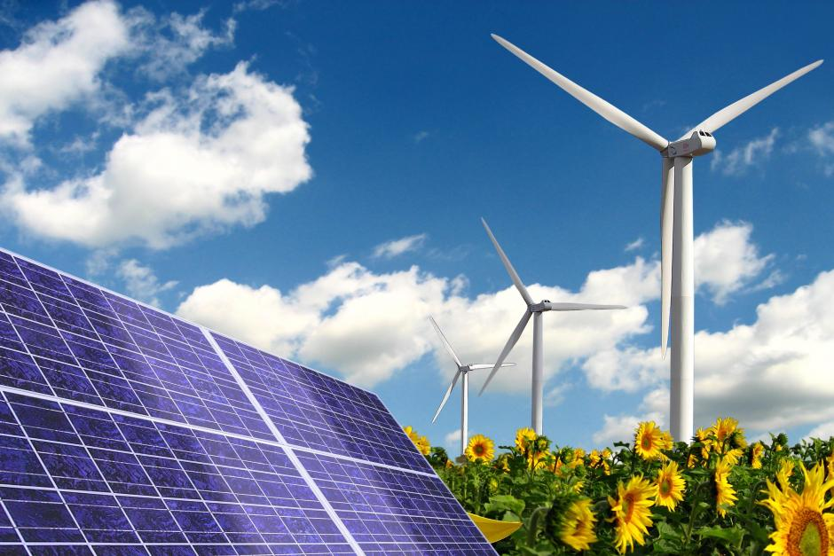 renewable energy and alternative energy sources