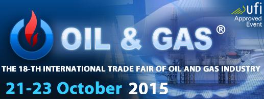 Oil&Gas Ukraine 2015 International Trade Fair